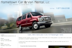 Hometown Car and Van Rental - LaPlata, Maryland