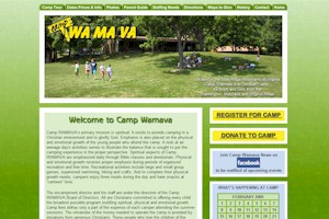 Camp Wamava - A Christian Camp in the Shenandoah Mountains of Virginia